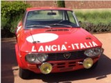 Location de classic car Lancia Fulvia 1300 HF