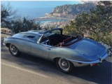 Location de classic car Jaguar type E