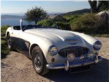 Location de classic car Austin Healey 100/6