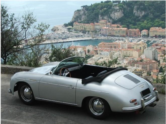 louez une porsche 550 rs spyder monaco avec easy car booking description de la voiture. Black Bedroom Furniture Sets. Home Design Ideas
