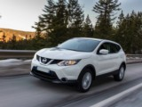 Car rental Nissan Qashqai - 4x4 SUV family economic modern efficient Nice hire airport train station luxury