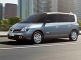 Car Rental Renault Espace - efficiency family minivan hire rental airport train station Nice space travel