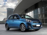 Automatic car rental Nissan Micra - family economic nice automatic airport train station city car