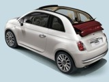 Convertible car rental Fiat 500