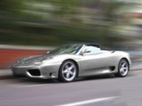 Luxury car rental   Ferrari F 430 Spyder