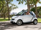 Rent the Smart Fortwo convertible Cannes - Monaco Juan Les Pins Antibes Convertible City Car Airport For Two Cheap Day