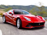 Luxury car rental   Ferrari F12 Berlinetta - with driver convertible sport luxury vehicle experience in South of France hire rent in Antibes Cannes Monaco Nice Mandelieu