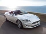 Rent the Jaguar XKR Convertible - Luxury Sports Car Vehicle Automatic Modern Tech Interior Exterior Stylish in Nice Cannes St Tropez Monaco