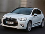 Car hire Cannes Citroen DS4