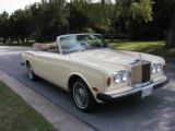 Rent car monaco rolls royce corniche convertible